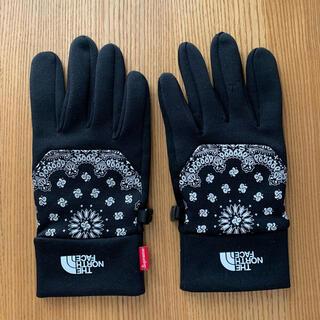 ザノースフェイス(THE NORTH FACE)のノースフェイス シュプリーム グローブ 手袋(手袋)