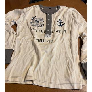 フリーホイーラーズ(FREEWHEELERS)のフリーホイラーズ ヘンリーネックロンT(Tシャツ/カットソー(七分/長袖))