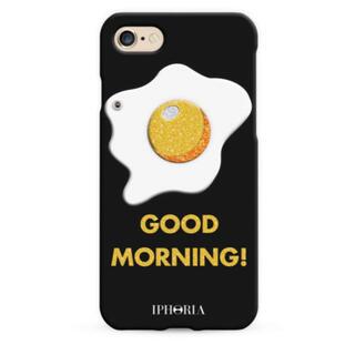 アイフォリア(IPHORIA)のIPHORIA iPhone 7/8用ケース(卵焼き/ミラー)(iPhoneケース)