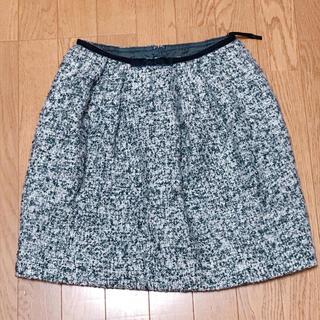 ロディスポット(LODISPOTTO)のLODISPOTTO ツイード スカート(ミニスカート)