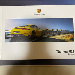 ポルシェ(Porsche)のポルシェ911カタログ(カタログ/マニュアル)