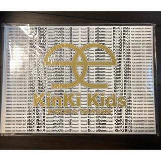 キンキキッズ(KinKi Kids)のKinKikids コンサートパンフレット Ealbum(アート/エンタメ)