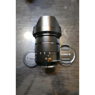 パナソニック(Panasonic)のルミックス ライカ 12-60mm/F2.8-4.0 H-ES12060(レンズ(ズーム))