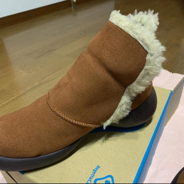 Regetta Canoe(リゲッタカヌー)のリゲッタカヌー ムートンブーツ Lサイズ レディースの靴/シューズ(ブーツ)の商品写真