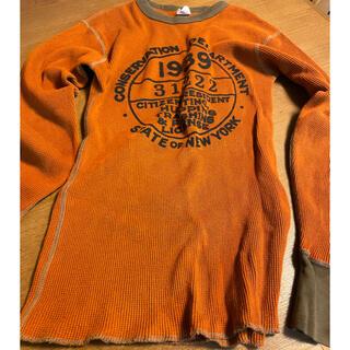 フリーホイーラーズ(FREEWHEELERS)のフリーホイラーズ サーマル M(Tシャツ/カットソー(七分/長袖))
