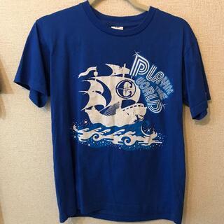 アニサマ2017 THE CARD Tシャツ 青 Mサイズ(Tシャツ)