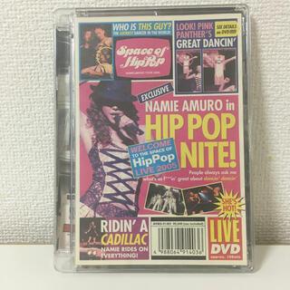 安室奈美恵 SPACE OF HIP-POP 2005 LIVE(ミュージック)