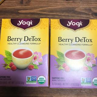 ルピシア(LUPICIA)のyogitea BerryDetox 31袋セット(健康茶)