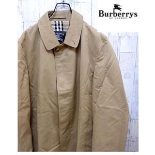 BURBERRY - バーバリー Burberrys' M ベージュ ステンカラーコート