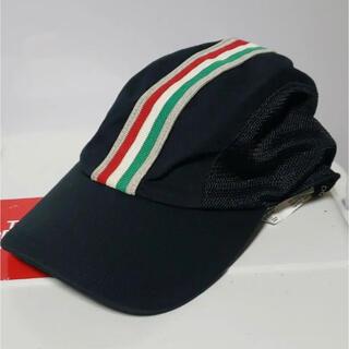 ドルチェアンドガッバーナ(DOLCE&GABBANA)のドルガバ ベースボールキャップ 帽子 黒 正規品(キャップ)