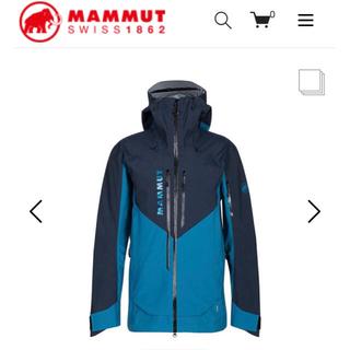 マムート(Mammut)のマムート ジャケット ラリストプロ La Liste Pro Hardshell(マウンテンパーカー)