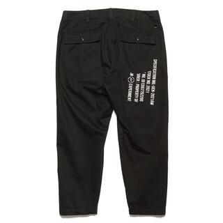 ユニフォームエクスペリメント(uniform experiment)の【UE】20AW TAPERED FATIGUE PANTS(ワークパンツ/カーゴパンツ)