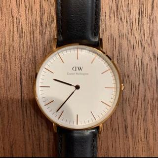 ダニエルウェリントン(Daniel Wellington)の【値下げ中】 Daniel Wellington 36mm  CLASSIC (腕時計(アナログ))
