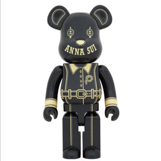 ANNA SUI - 新品 未開封 BE@RBRICK ANNA SUI BLACK 1000%