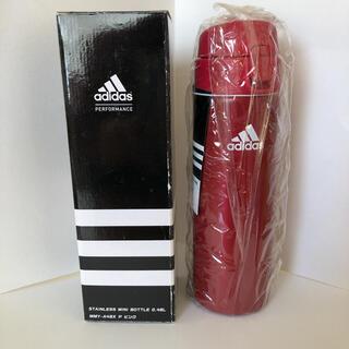 アディダス(adidas)の⭐︎新品未使用⭐︎adidas ステンレス製 真空マグマボトル 水筒(弁当用品)