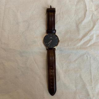 ダニエルウェリントン(Daniel Wellington)のDaniel Wellington 32mm ゴールド(腕時計)