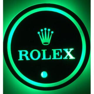 ロレックス(ROLEX)の★激レア★★ノベルティーのLEDコースター★★新品★サブマリーナ★デイトナ★ (その他)