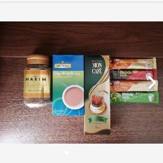 エイージーエフ(AGF)の珈琲&紅茶(コーヒー)