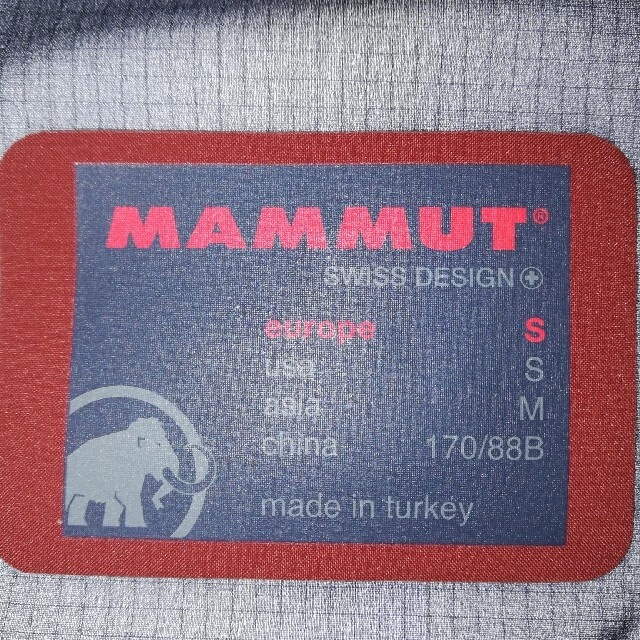 Mammut(マムート)のMAMMUT マムート アリエスカ プロ 3L ジャケット メンズのジャケット/アウター(マウンテンパーカー)の商品写真