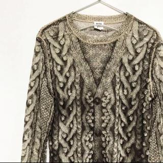 ジャンポールゴルチエ(Jean-Paul GAULTIER)のjean paul gaultier homme mesh tops 騙し絵(Tシャツ/カットソー(七分/長袖))