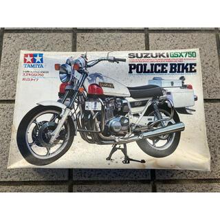 スズキ(スズキ)のスズキ  GSX750  POLICE  Bike   プラモデル(模型/プラモデル)