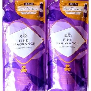 ファーファ💕フレグランス パピヨン500ml✖2袋(洗剤/柔軟剤)