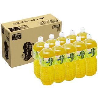コカコーラ(コカ・コーラ)の綾鷹 茶葉のあまみ 2L 10本 1ケース 新品未開封(茶)