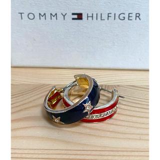 トミーヒルフィガー(TOMMY HILFIGER)のTOMMY HILFIGER ピアス(ピアス)