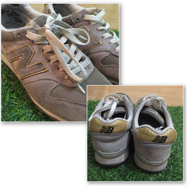 New Balance(ニューバランス)のニューバランス996○グレー レディースの靴/シューズ(スニーカー)の商品写真