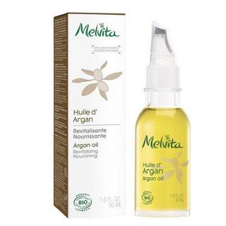 メルヴィータ(Melvita)のもす様専用 メルヴィータ ビオオイル アルガンオイル 50ml Melvita(美容液)