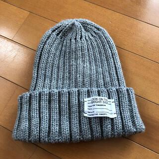 ジーユー(GU)のニット帽                      (ニット帽/ビーニー)