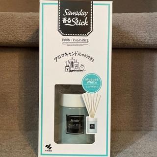 コバヤシセイヤク(小林製薬)のSawaday 香るStick 香るスティック ミュゲホワイト 小林製薬 (日用品/生活雑貨)