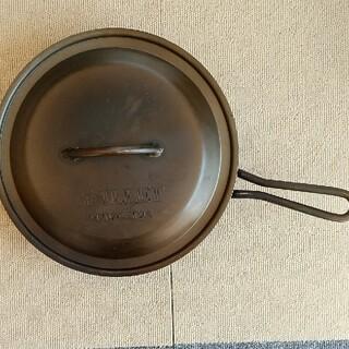 ユニフレーム(UNIFLAME)のユニフレーム スキレット 10インチ(調理器具)
