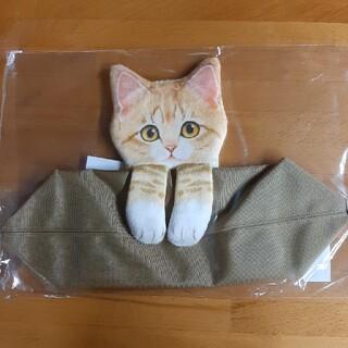 フェリシモ(FELISSIMO)のうずうずするニャ!いたずら子猫のティッシュカバーの会(ティッシュボックス)