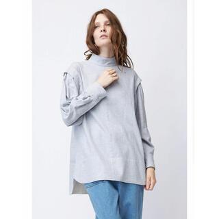 フローレント(FLORENT)のhigh neck blouse(シャツ/ブラウス(長袖/七分))