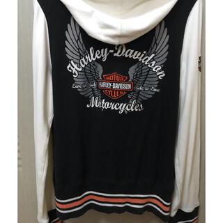 ハーレーダビッドソン(Harley Davidson)のハーレーダビッドソン  パーカー(パーカー)