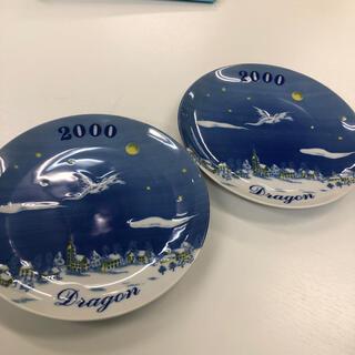 ニッコー(NIKKO)のtableware お皿 食器 2枚セット 美品(食器)