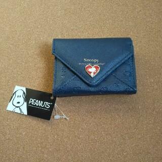 ピーナッツ(PEANUTS)の折り財布 スヌーピー(財布)