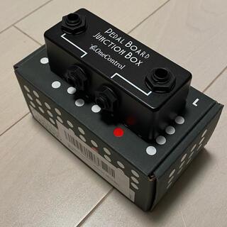 One control ジャンクションボックス(エフェクター)