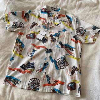 ショット(schott)の【タグ付 新品未使用】schott アロハシャツ ハワイアンシャツ(シャツ)