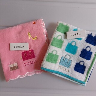 Furla - 新品 FURLA フルラ タオル 2枚セット