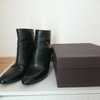 ペリーコ(PELLICO)のペリーコ PELLICO バックジップショートブーツ(ブーツ)