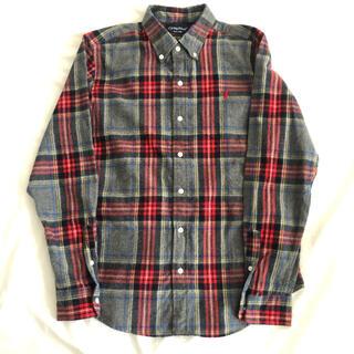 ジムフレックス(GYMPHLEX)のGymphlex チェックシャツ 美品(シャツ/ブラウス(長袖/七分))