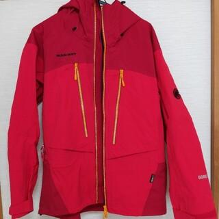 マムート(Mammut)のマムート MAMMUT Soft Shell Icefall II Jacket(登山用品)