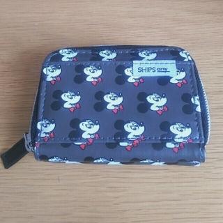 シップス(SHIPS)のmini3月号付録 『ミッキーマウス オトナの優秀ミニ財布』 SHIPS(財布)