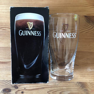 トウヨウササキガラス(東洋佐々木ガラス)のギネスビール グラス(グラス/カップ)