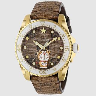 グッチ(Gucci)のsk様専用  GUCCI×ドラえもん コラボ 時計 完売(腕時計(デジタル))