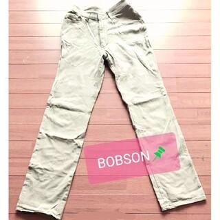 ボブソン(BOBSON)の☆美品 ✿ボブソン*BOBSON✿ チノパン/ストレッチパンツ/綿パン☆(カジュアルパンツ)