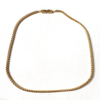 ジバンシィ(GIVENCHY)のGIVENCHY ジバンシィ ゴールドネックレス(ネックレス)