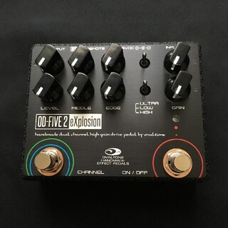 OD-FIVE 2 eXplosion オーバードライブ(エフェクター)
